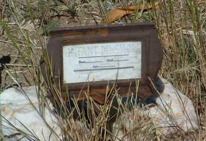 DENSMORE, INFANT - Yavapai County, Arizona | INFANT DENSMORE - Arizona Gravestone Photos