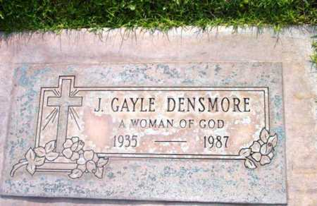DENSMORE, JANICE GAYLE - Yavapai County, Arizona | JANICE GAYLE DENSMORE - Arizona Gravestone Photos