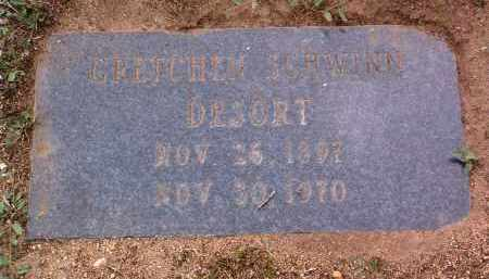 SCHWINN DESORT, GRETCHEN - Yavapai County, Arizona | GRETCHEN SCHWINN DESORT - Arizona Gravestone Photos
