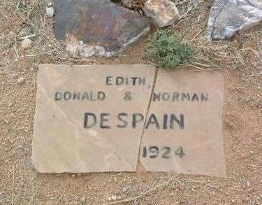 DESPAIN, NORMAN D. - Yavapai County, Arizona | NORMAN D. DESPAIN - Arizona Gravestone Photos