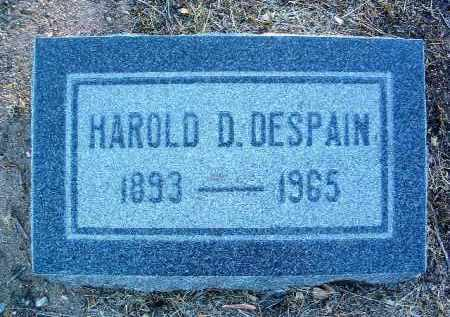 DESPAIN, HAROLD DWIGHT - Yavapai County, Arizona | HAROLD DWIGHT DESPAIN - Arizona Gravestone Photos