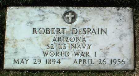 DESPAIN, ROBERT SAMUEL - Yavapai County, Arizona   ROBERT SAMUEL DESPAIN - Arizona Gravestone Photos