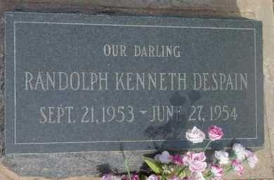 DESPAIN, RANDOLPH KENNETH - Yavapai County, Arizona   RANDOLPH KENNETH DESPAIN - Arizona Gravestone Photos