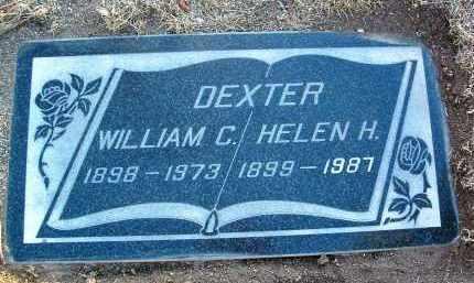 DEXTER, WILLIAM CHILDS - Yavapai County, Arizona   WILLIAM CHILDS DEXTER - Arizona Gravestone Photos