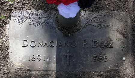DIAZ, DONACIANO P. - Yavapai County, Arizona | DONACIANO P. DIAZ - Arizona Gravestone Photos