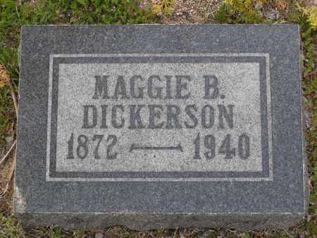 MARTIN DICKERSON, M. B. - Yavapai County, Arizona   M. B. MARTIN DICKERSON - Arizona Gravestone Photos