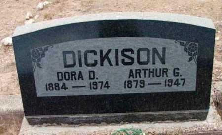 DICKISON, DORA DEEN - Yavapai County, Arizona | DORA DEEN DICKISON - Arizona Gravestone Photos