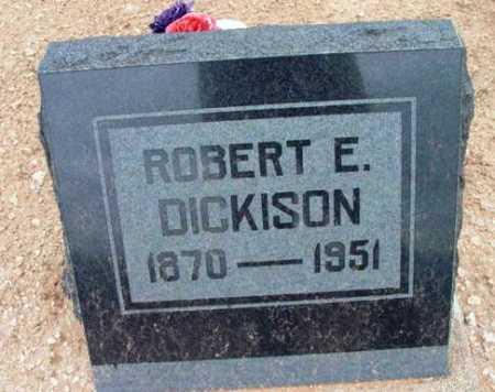 DICKISON, ROBERT E. LEE - Yavapai County, Arizona | ROBERT E. LEE DICKISON - Arizona Gravestone Photos
