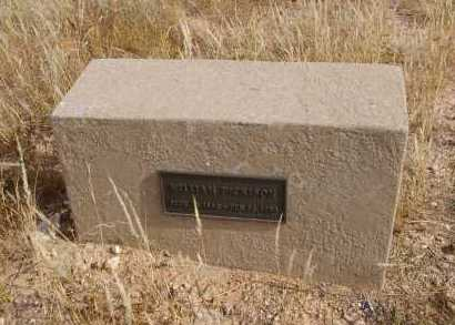DICKISON, WILLIAM HUMPHRY - Yavapai County, Arizona   WILLIAM HUMPHRY DICKISON - Arizona Gravestone Photos
