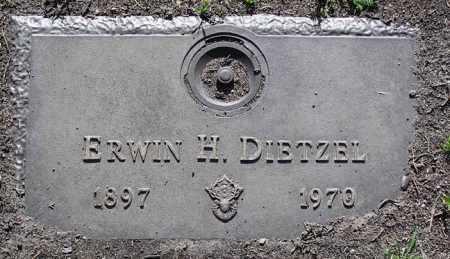 DIETZEL, ERWIN HAUN, JR. - Yavapai County, Arizona | ERWIN HAUN, JR. DIETZEL - Arizona Gravestone Photos