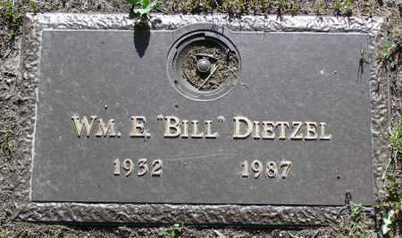 DIETZEL, WILLIAM ERWIN (BILL) - Yavapai County, Arizona | WILLIAM ERWIN (BILL) DIETZEL - Arizona Gravestone Photos