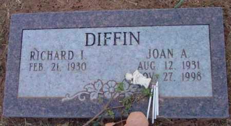 DIFFIN, JOAN A. - Yavapai County, Arizona | JOAN A. DIFFIN - Arizona Gravestone Photos