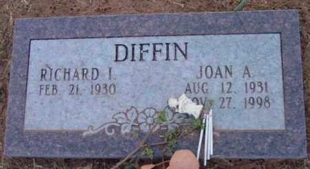 DIFFIN, RICHARD I. - Yavapai County, Arizona | RICHARD I. DIFFIN - Arizona Gravestone Photos