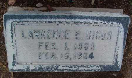 DICUS, LAWRENCE EVERETT - Yavapai County, Arizona | LAWRENCE EVERETT DICUS - Arizona Gravestone Photos