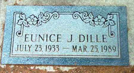 HEYDOM DILLE, EUNICE JULIA - Yavapai County, Arizona | EUNICE JULIA HEYDOM DILLE - Arizona Gravestone Photos