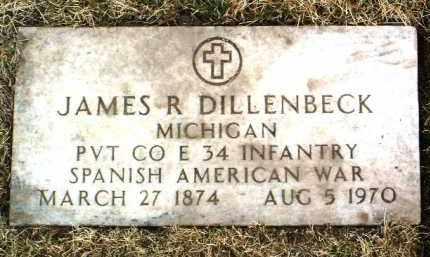DILLENBECK, JAMES R. - Yavapai County, Arizona | JAMES R. DILLENBECK - Arizona Gravestone Photos