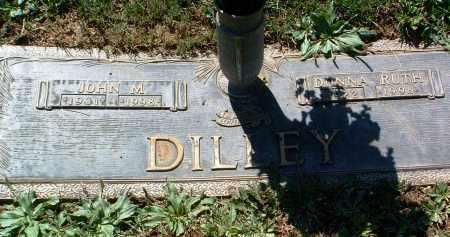 DILLEY, JOHN MARVIN - Yavapai County, Arizona   JOHN MARVIN DILLEY - Arizona Gravestone Photos
