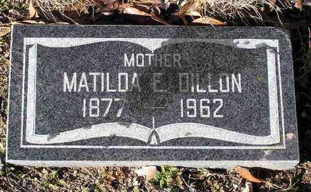 HESS DILLON, MATILDA E. - Yavapai County, Arizona | MATILDA E. HESS DILLON - Arizona Gravestone Photos