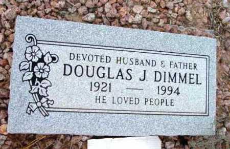DIMMEL, DOUGLAS J. - Yavapai County, Arizona | DOUGLAS J. DIMMEL - Arizona Gravestone Photos