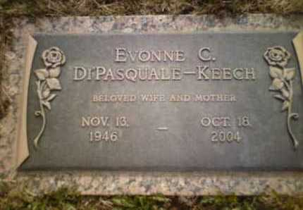AVERILL KEECH, EVONNE C. - Yavapai County, Arizona | EVONNE C. AVERILL KEECH - Arizona Gravestone Photos