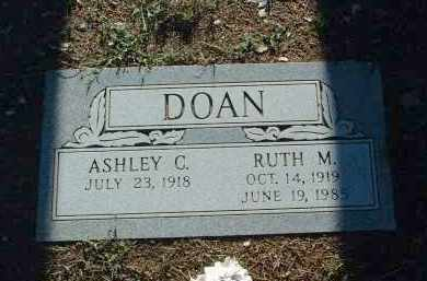 DOAN, ASHLEY C. - Yavapai County, Arizona | ASHLEY C. DOAN - Arizona Gravestone Photos