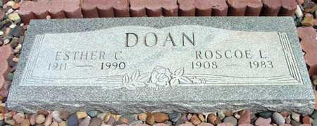 DOAN, ROSCOE LEONARD - Yavapai County, Arizona   ROSCOE LEONARD DOAN - Arizona Gravestone Photos