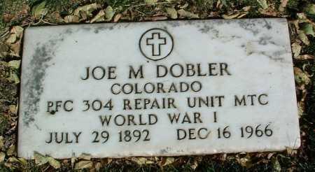 DOBLER, JOE MARK - Yavapai County, Arizona   JOE MARK DOBLER - Arizona Gravestone Photos