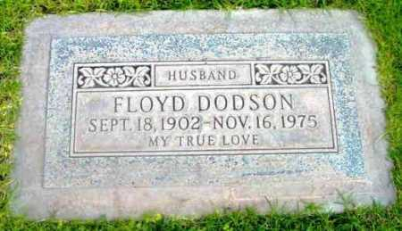 DODSON, FLOYD - Yavapai County, Arizona | FLOYD DODSON - Arizona Gravestone Photos