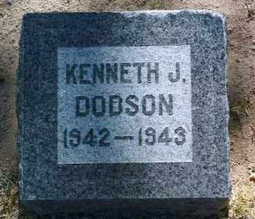 DODSON, KENNETH J. - Yavapai County, Arizona | KENNETH J. DODSON - Arizona Gravestone Photos