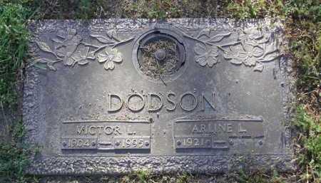 DODSON, VICTOR L. - Yavapai County, Arizona | VICTOR L. DODSON - Arizona Gravestone Photos