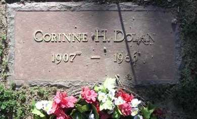 DOLAN, CORINNE H. - Yavapai County, Arizona   CORINNE H. DOLAN - Arizona Gravestone Photos