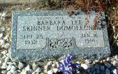 SKINNER, BARBARA LEE - Yavapai County, Arizona | BARBARA LEE SKINNER - Arizona Gravestone Photos