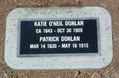 DONLAN, PATRICK - Yavapai County, Arizona | PATRICK DONLAN - Arizona Gravestone Photos