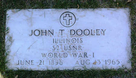 DOOLEY, JOHN THOMAS - Yavapai County, Arizona | JOHN THOMAS DOOLEY - Arizona Gravestone Photos