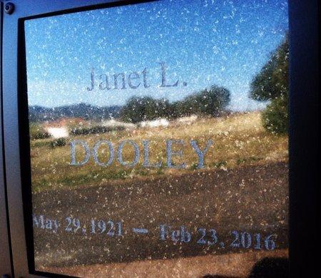 DOOLEY, JANET L. - Yavapai County, Arizona   JANET L. DOOLEY - Arizona Gravestone Photos