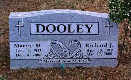 DOOLEY, RICHARD JOHN - Yavapai County, Arizona | RICHARD JOHN DOOLEY - Arizona Gravestone Photos
