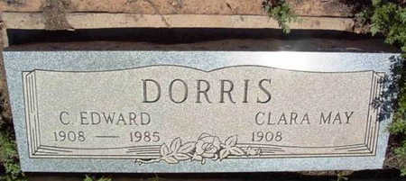 DORRIS, CLARA MAY - Yavapai County, Arizona | CLARA MAY DORRIS - Arizona Gravestone Photos