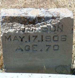 DORSON, JOSEPH - Yavapai County, Arizona | JOSEPH DORSON - Arizona Gravestone Photos