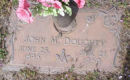 DOUGHTY, JOHN MORSE - Yavapai County, Arizona | JOHN MORSE DOUGHTY - Arizona Gravestone Photos