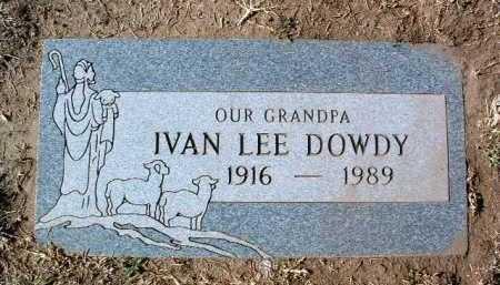 DOWDY, IVAN LEE - Yavapai County, Arizona | IVAN LEE DOWDY - Arizona Gravestone Photos