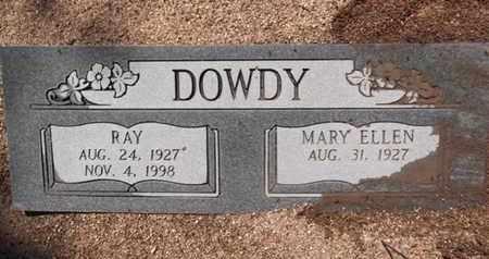 DOWDY, MARY ELLEN - Yavapai County, Arizona | MARY ELLEN DOWDY - Arizona Gravestone Photos