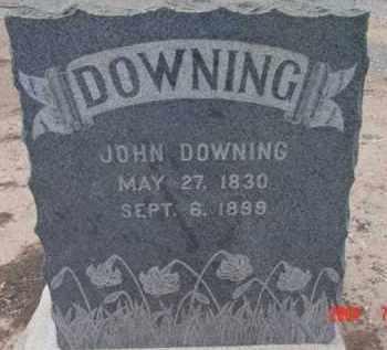DOWNING, JOHN - Yavapai County, Arizona | JOHN DOWNING - Arizona Gravestone Photos