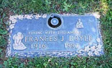 DOYLE, FRANCES JOAN - Yavapai County, Arizona | FRANCES JOAN DOYLE - Arizona Gravestone Photos