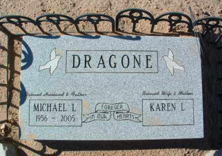 DRAGONE, MICHAEL L. - Yavapai County, Arizona | MICHAEL L. DRAGONE - Arizona Gravestone Photos