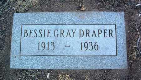 DRAPER, BESSIE MADELINE - Yavapai County, Arizona | BESSIE MADELINE DRAPER - Arizona Gravestone Photos
