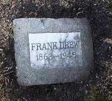 DREW, FRANK - Yavapai County, Arizona | FRANK DREW - Arizona Gravestone Photos