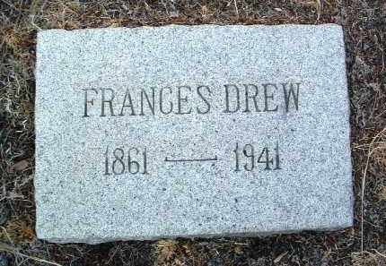 WARDER DREW, FRANCES P. - Yavapai County, Arizona | FRANCES P. WARDER DREW - Arizona Gravestone Photos