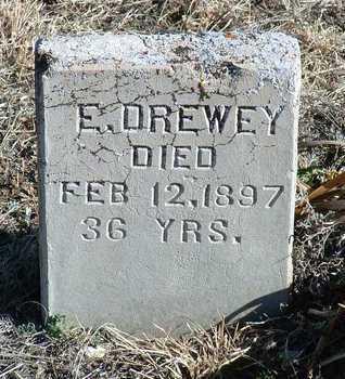 DREWEY, EDWARD L. - Yavapai County, Arizona | EDWARD L. DREWEY - Arizona Gravestone Photos