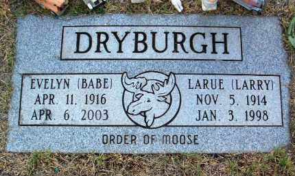 DRYBURGH, EVELYN CATHERINE  (BABE) - Yavapai County, Arizona | EVELYN CATHERINE  (BABE) DRYBURGH - Arizona Gravestone Photos