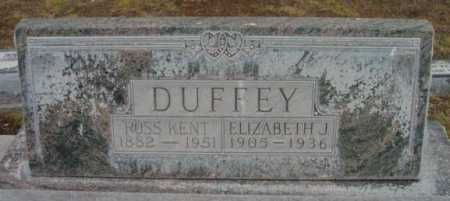 DUFFEY, ROSS KENT - Yavapai County, Arizona | ROSS KENT DUFFEY - Arizona Gravestone Photos